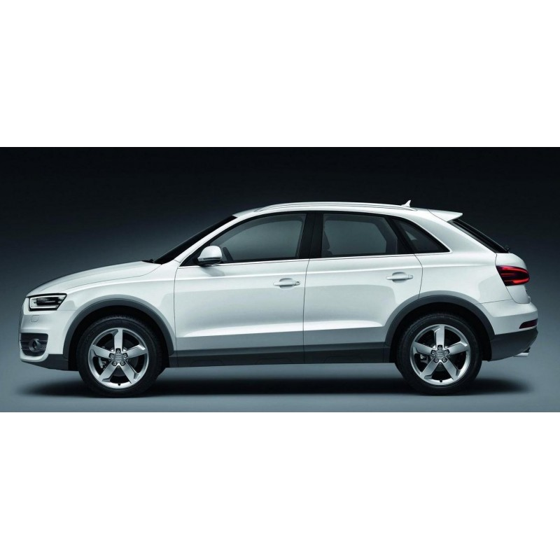 film teint audi q3 5p depuis 2010 vitres teint es film solaire auto. Black Bedroom Furniture Sets. Home Design Ideas