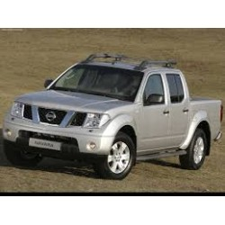NAVARA PICK UP 4P (2005-2012) Lunette 3 parties