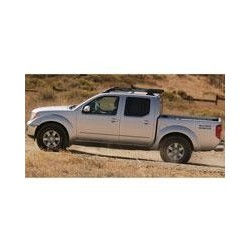 NAVARA PICK UP 4P (2005-2012) Lunette fixe