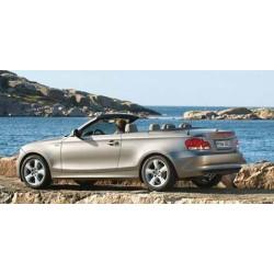 BMW SERIE 1 Cabriolet 2P (depuis 2008)