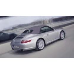 911 CABRIOLET 2P (2005-ACTUEL)