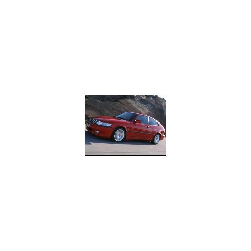 film teint 9 3 coupe 3p 1993 2003 vitres teint es. Black Bedroom Furniture Sets. Home Design Ideas