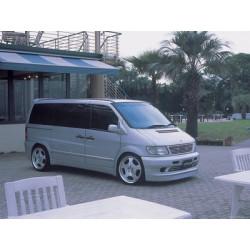 VITO (1996 - 2004)Sans encoches sur la porte coulissante et vitre latérale en face
