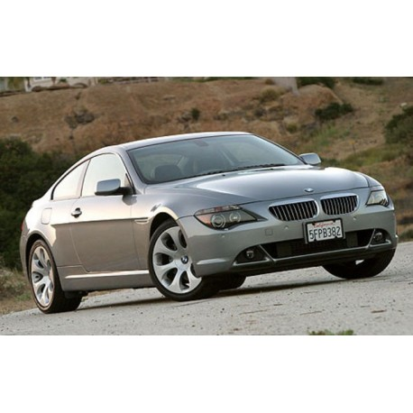 BMW SERIE 6 COUPE 2P (2004-2011)