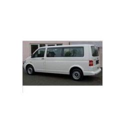 TRANSPORTEUR T5 LONG (2003-2015) 1 porte latérale,vitres fixes & 2 portes arrières