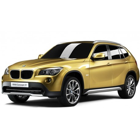 film teint bmw x1 5p 2009 2015 vitres teint es film solaire auto. Black Bedroom Furniture Sets. Home Design Ideas