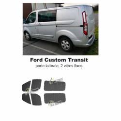 Transit Custom (2014-ACTUEL) 2 vitres fixes