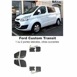 Transit Custom (2014-ACTUEL) 2 vitres ouvrantes