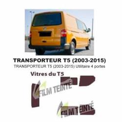 TRANSPORTEUR T5 (2003-2015) Utilitaire 4 portes