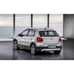 VW Polo 5-DOOR 2009-14 20/% Foncé Arrière Vitre Teintée Pré Découpée