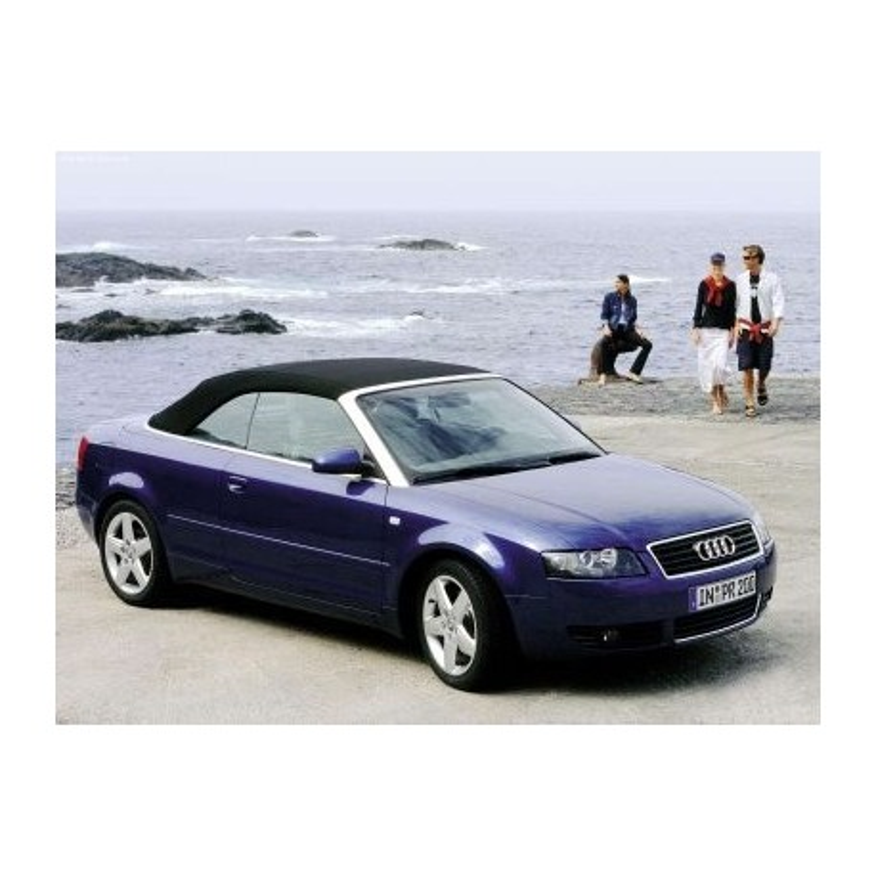 film teint audi a4 cabriolet 2p 2000 2006 vitres teint es film solaire auto. Black Bedroom Furniture Sets. Home Design Ideas