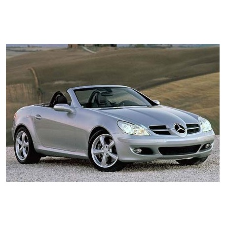 film teint slk coupe cabriolet 2p 2004 2011 vitres teint es film solaire auto. Black Bedroom Furniture Sets. Home Design Ideas