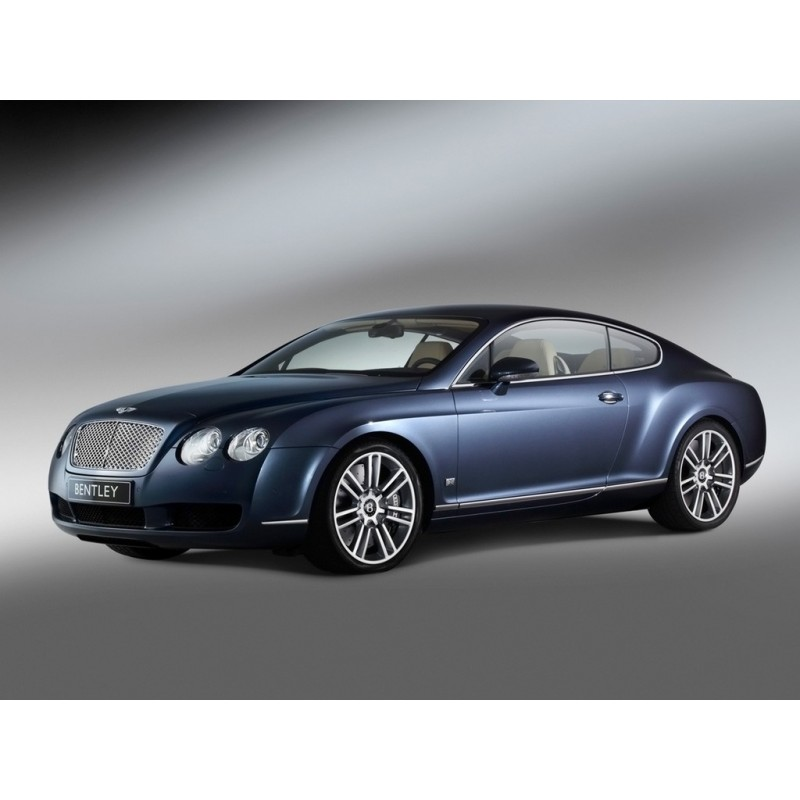 Bentley Continental Gt Convertible 1900 Gray For Sale: Film Teinté CONTINENTAL GT COUPE 2P (2010-ACTUEL)